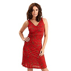 Joe Browns - Red all new los cabos dress