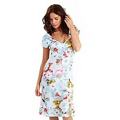 Joe Browns - Pale blue tamarindo dress