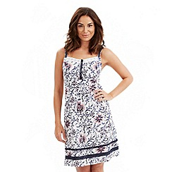 Joe Browns - Multi coloured santorini dress
