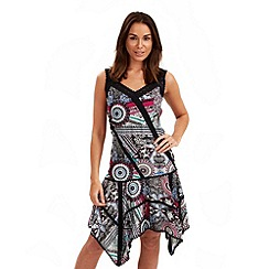 Joe Browns - Multi coloured totally unique dress
