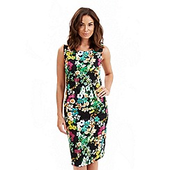 Joe Browns - Multi coloured floral shift dress