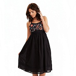 Joe Browns - Black chao pescao dress