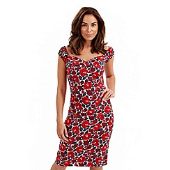 Joe Browns - Red truly tempting dress
