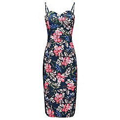 Joe Browns - Multi coloured sexy hawaiian senorita dress