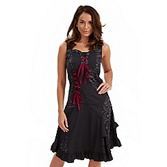 Joe Browns - Black mix it up dress