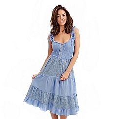 Joe Browns - Blue traveller dress