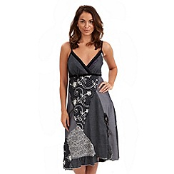 Joe Browns - Grey barcelona dress