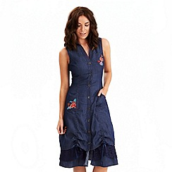 Joe Browns - Blue divine denim dress