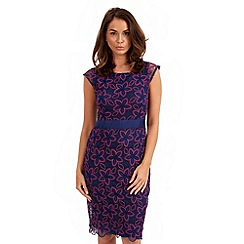 Joe Browns - Multi coloured luscious lace dress