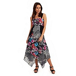 Joe Browns - Multi coloured mix it up longline dress