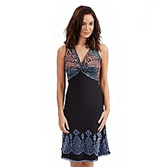 Joe Browns - Black twist it up dress