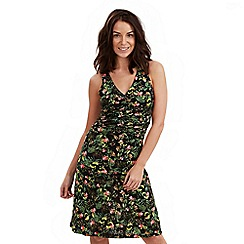 Joe Browns - Multi coloured costa rican jungle dress
