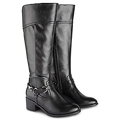Joe Browns - Black ultimate riding boots