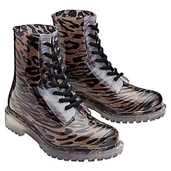 Joe Browns - Multi coloured funky festival boots