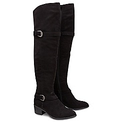 Joe Browns - Black sensational over the knee boots