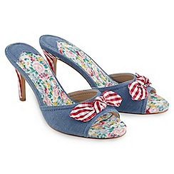 Joe Browns - Blue san antonio mules