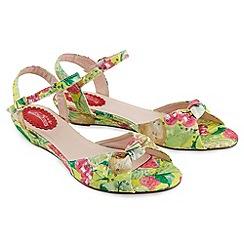 Joe Browns - Multi coloured new mexico sandals