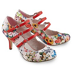 Joe Browns - Multi coloured fabulous and floral shoes