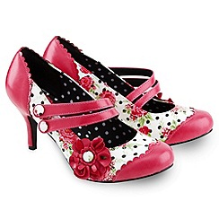 Joe Browns - Pink sweet carolina shoes