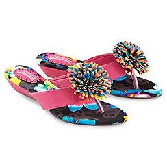 Joe Browns - Multi coloured carnival summer sandals