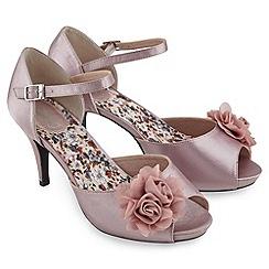 Joe Browns - Mauve vintage occasion shoes