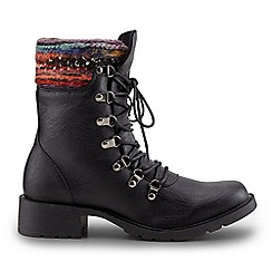 Joe Browns - Black awesome ankle boots