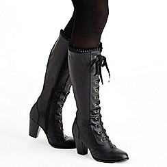 Joe Browns - Black all new remarkable boots
