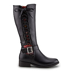Joe Browns - Black funky and fun boots