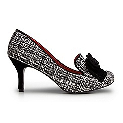 Joe Browns - Multi coloured a touch of class bow shoes