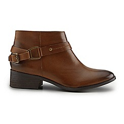 Joe Browns - Tan stand out from the crowd boots