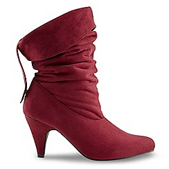 Joe Browns - Red 3 in 1 sensational boots