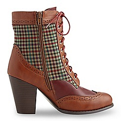 Joe Browns - Multi coloured sensational ankle boots