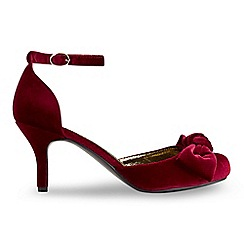Joe Browns - Red beautiful vintage shoes