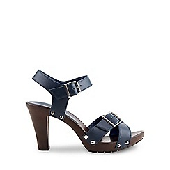 Joe Browns - Blue when in rome sandals