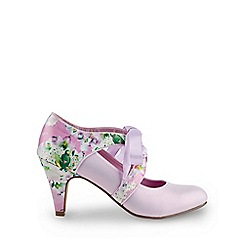 Joe Browns - Lilac garden party tie shoes