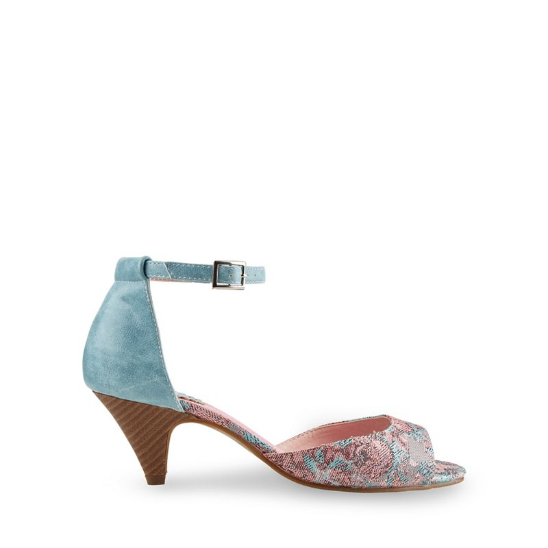 Joe Browns Multi coloured sunday in seville shoes