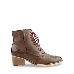 Joe Browns - Brown lismore island leather boots