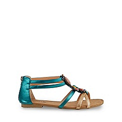 Joe Browns - Multi coloured port aransas sandals
