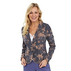Joe Browns - Blue woodland wonderland blazer