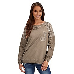Joe Browns - Khaki versatile sweat