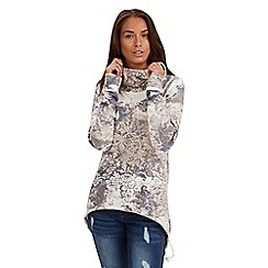 Joe Browns - Taupe boutiquey sweat
