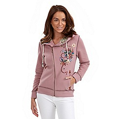 Joe Browns - Pink remarkable hoody