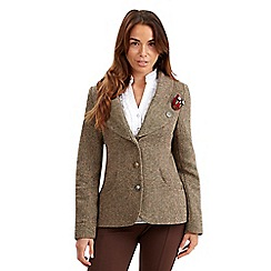 Joe Browns - Brown historical decadence jacket
