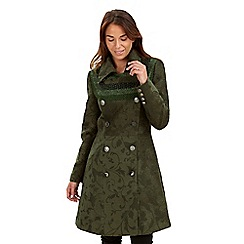 Joe Browns - Green emma's favourite coat