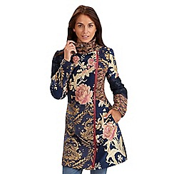 Joe Browns - Multi coloured ornate oriental coat