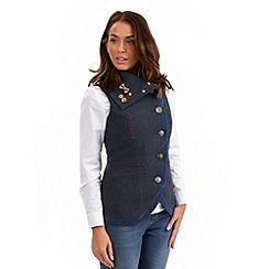 Joe Browns - Navy chic boutique waistcoat