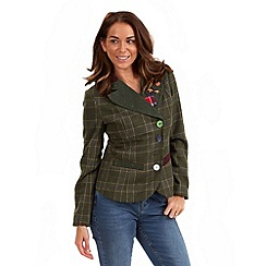 Joe Browns - Green heritage jacket