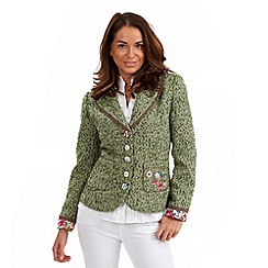 Joe Browns - Light green pura vida jacket