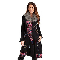Joe Browns - Multi coloured ultimate longline cardigan