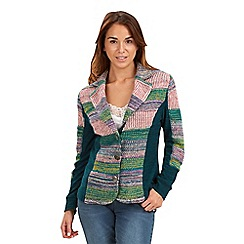 Joe Browns - Multi coloured boutiquey blazer cardigan